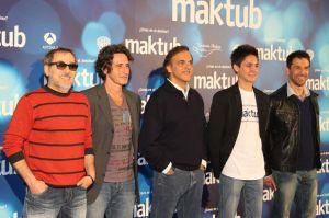 Actores de Maktub