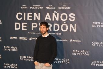 El actor Raúl Arévalo