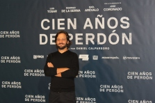 El otro protagonista de la película, Rodrigo de la Serna