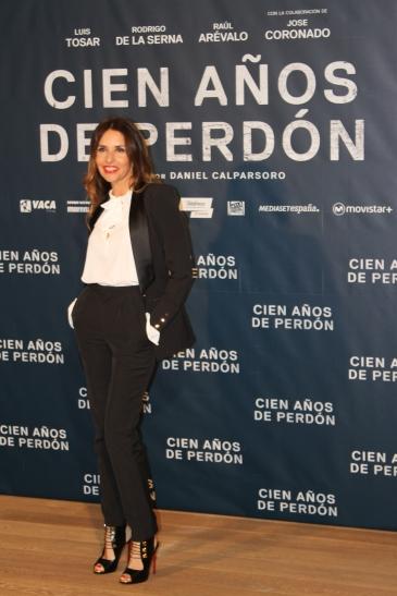 La actriz Patricia Vico